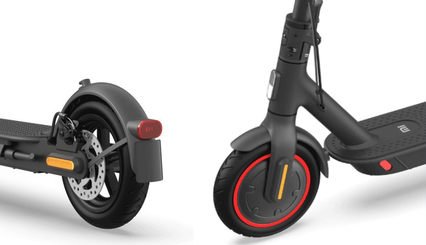 1S Scooter Details
